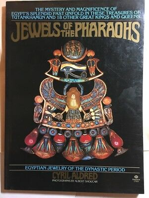 'Jewels of the Pharaohs' Cyril Aldred Egyptian Jewels Of The Dynastic Period #97