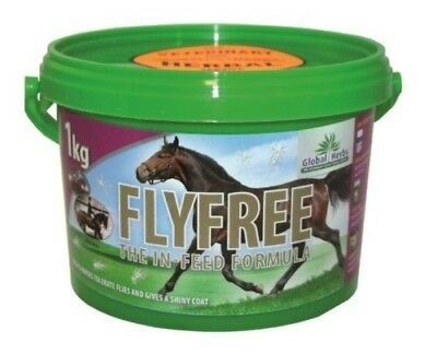 Global Herbs - Flyfree x 1 Kg. Free Shipping