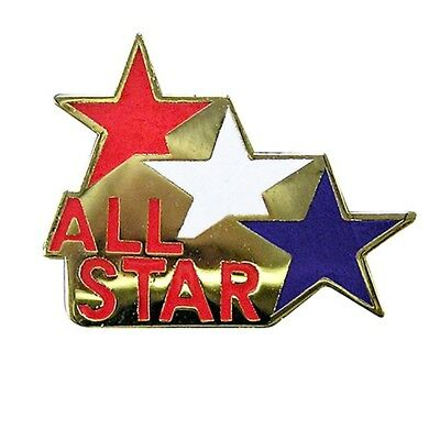 All Star Bowling Lapel Pin. Bowling Delights. Shipping is Free