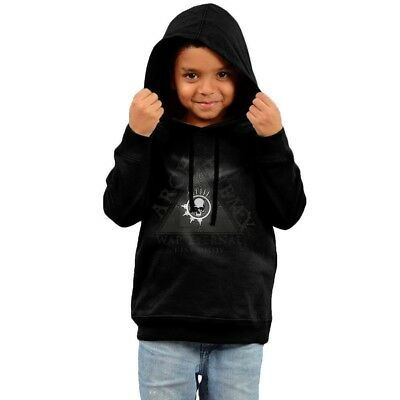 (3 Toddler) - KYY Kids Arch Enemy Boy's & Girl's Hoodie Black. Shipping is Free