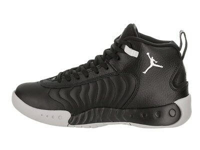 a8cea1c7b9ef26 Air Jordan Jumpman Pro Gs 907973-022 Black grey Grade School Youth Retro  Oreo