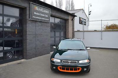 Rover 200 BRM -Just restored, FSH, low miles, beautiful.