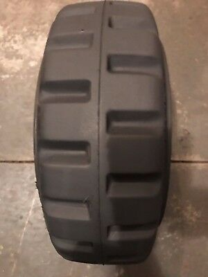 18x7x12-1/8 Forklift Tires Solid Press On  Traction Tires 187128