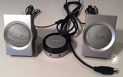 Bose Companion 3 Series I II Volume Control Pod~Speakers~9 Pins~No Subwoofer