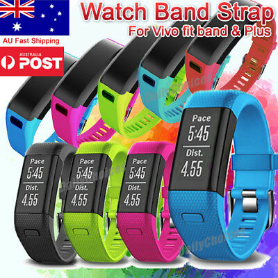 Replacement Band Bracelet Wrist Strap for Fitness Watch GARMIN VIVOSMART HR /HR+