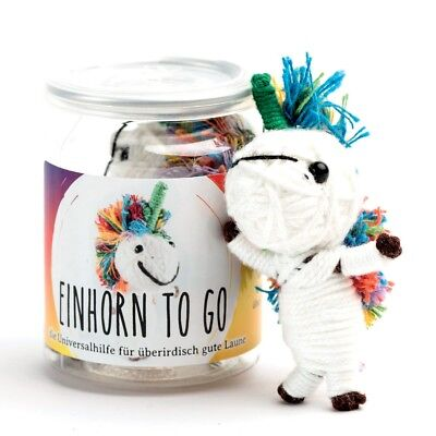 I Love Gifts Voodoo Doll - Einhorn to go