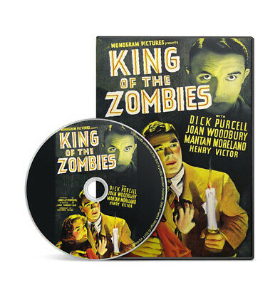 King of the Zombies (1941) Comedy, Horror Movie on DVD