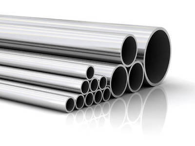 "1/2"" 304 stainless steel schedule 40 plainend pipe by foot"