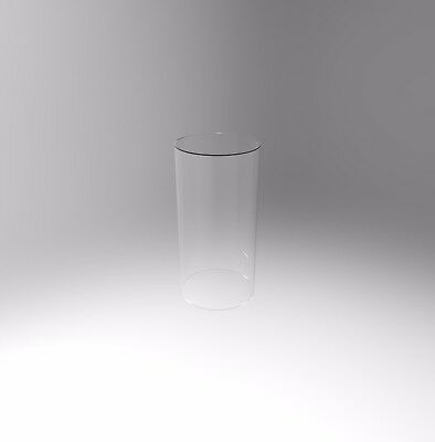 Clear Circular Plinth 700mm H - Acrylic, Perspex, Displays, Exhibitions, Events