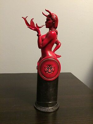 Bioshock Infinite Vigor Bottle Devils Kiss Statue Rare