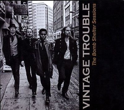 The Bomb Shelter Sessions [Digipak] by Vintage Trouble (CD, Apr-2012, Vintage...