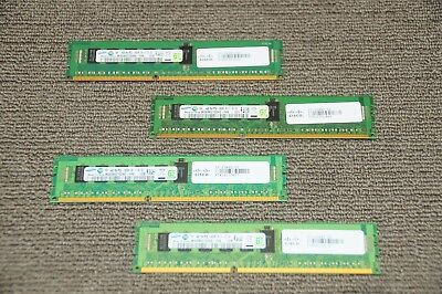 Cisco 4x4Gb UCS-MU-1X042RE-A DDR3 DIMM ECC Reg DDR3 1600 Memory Module