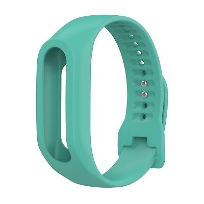 (Mint Green) - Replacement band for TomTom Touch, Silicone Fitness Tracker
