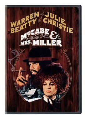 Mccabe Mrs Miller - DVD - Anamorphic Closedcaptioned Color Ntsc Subtitled NEW