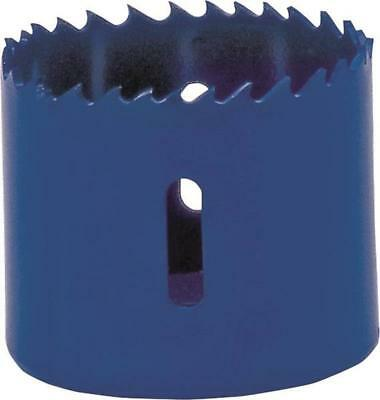 IRWIN 373212BX Hole Saw, 2-1/2 in Dia, High Speed Steel With 8% Cobalt