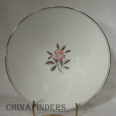NORITAKE china ROSALES 5790 pattern Round Vegetable Serving Bowl - 8-3/4""
