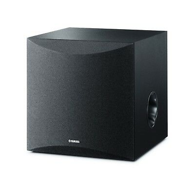 "Yamaha NS-SW050 100W 8"" Subwoofer with Advanced YST II - RRP $399.00"