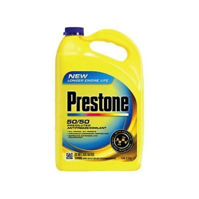 Prestone Products AF2100 Antifreeze, 50/50 Pre-Diluted, 1-Gal. - Quantity 6