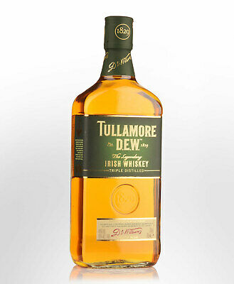 Tullamore Dew Blended Irish Whiskey (700ml)