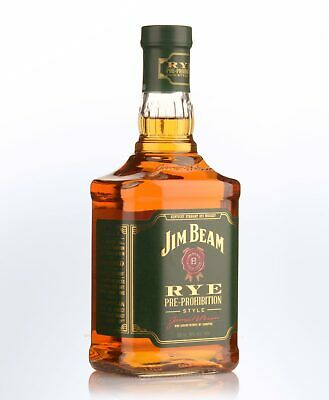 Jim Beam Pre-Prohibition Style Rye Whiskey (700ml)