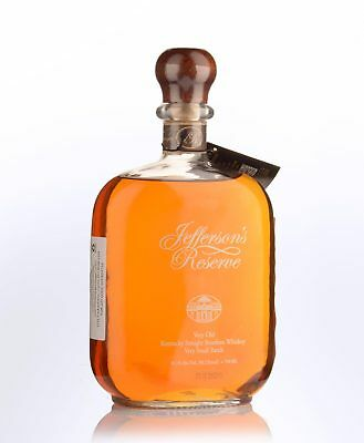 McLain & Kyne Jefferson's Reserve Very Old Small Batch Bourbon Whiskey (750ml)