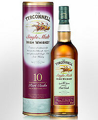 Tyrconnell Port Cask 10 Year Old Single Malt Irish Whiskey (700ml)