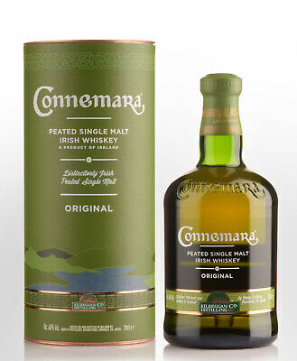 Connemara 12 Year Old Single Malt Irish Whiskey (700ml)
