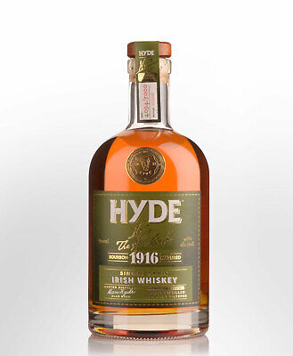 Hyde No.3 The Aras Cask 6 Year Old Single Grain Irish Whiskey (700ml)