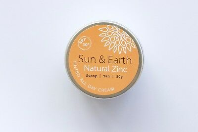 Tinted All Day Cream- Sunny Tan