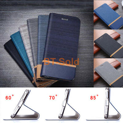 For Doogee X5/X5 Max Shockproof Card Wallet Flip Stand PU Leather Case Cover