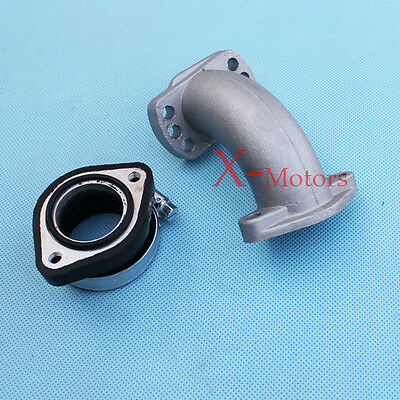 Inlet Joint manifold pipe 125cc 150cc 200cc Pit bike for Roundslide carburetor