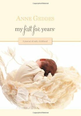 MY FIRST FIVE YEARS A JOURNAL OF EARLY CHILDHOOD PURE NEST COVER - Hardcover NEW