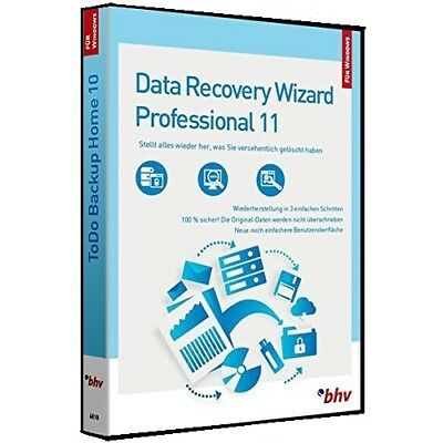Data Recovery Wizard 11 Professional  EaseUs
