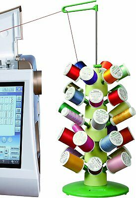 Thread Tower Thread Stand For Embroidery Sewing Machines Holds 30 Spools # 9524