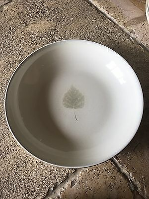 """Denby Energy Leaf Pasta Bowl 8.5"""" Last One Available"""