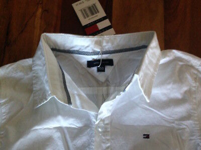 BRAND NEW childrens TOMMY HILFIGER L/S shirt size 150,(7)