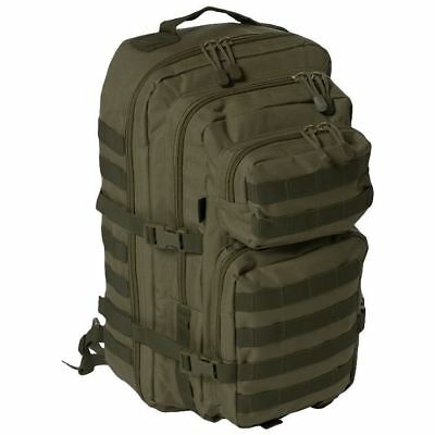 Mil-Tec Large Padded One Strap Assault Sling Pack Military Molle Backpack