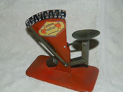Vintage Style CYCLONE QUALITY Poultry Egg Scale and Sizer~ Chicken Farm ~ Hen