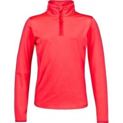 (Pink, 7-8Years) - Protest FABRIZOY JR 1/4 zip top. Delivery is Free