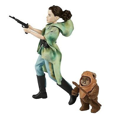 Star Wars Forces of Destiny Endor Adventure. Free Shipping