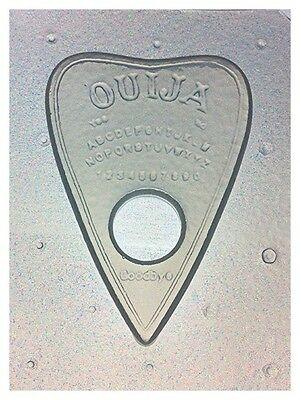 Flexible Resin Mold Ouija Board Game Planchette