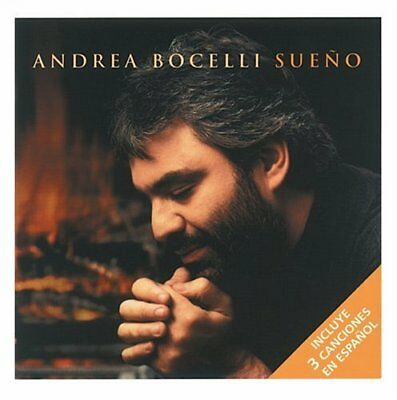 ANDREA BOCELLI - Sueno In Spanish - CD - Import - **BRAND NEW/STILL SEALED**