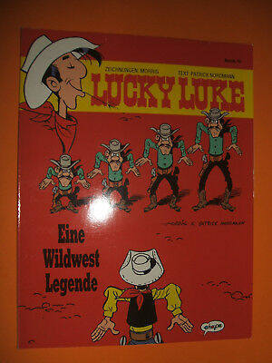 Lucky Luke Nr.76, Eine Wildwest Legende