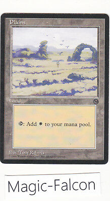 x1 Plains (Version 1) Arena League Promos ENGLISH EX-NMINT MAGIC MTG DCI ★★★