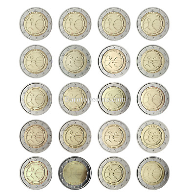 "#Rm# 2 Euro Commemorative ""Emu"" 2009 - All Pieces - Please Choose"