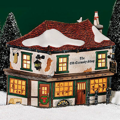 NEW Dept 56 Dickens Village Series The Old Curiosity Shop #58482