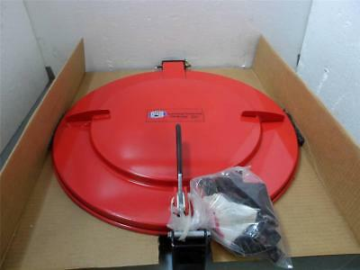 Pig DRM1084-RD Latching Drum Lid Red New For Fiber Drum?