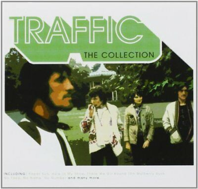 TRAFFIC - Collection - CD - Best Of - **BRAND NEW/STILL SEALED**
