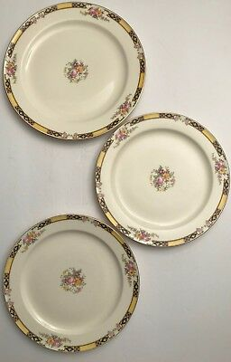 Edwin Knowles Floral China Set of 11 Pieces