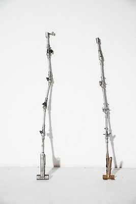 2 Articulating Matthews Studio Equipment Superflex Arm with clamp - 5 sections